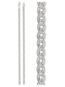 Браслет серебро Нонна d040 полновес