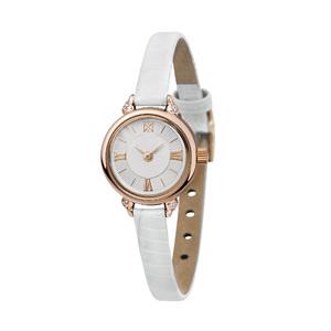 Часы Nika VIVA золото кварцевые ремень белый