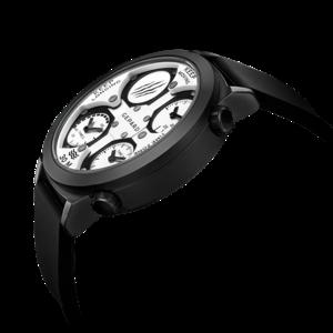 Часы GEPARD кварцевые ремень чёрный