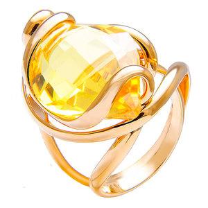 Кольцо MARAZZINI R21 yellow