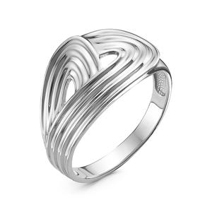 Кольцо серебро Геометрия